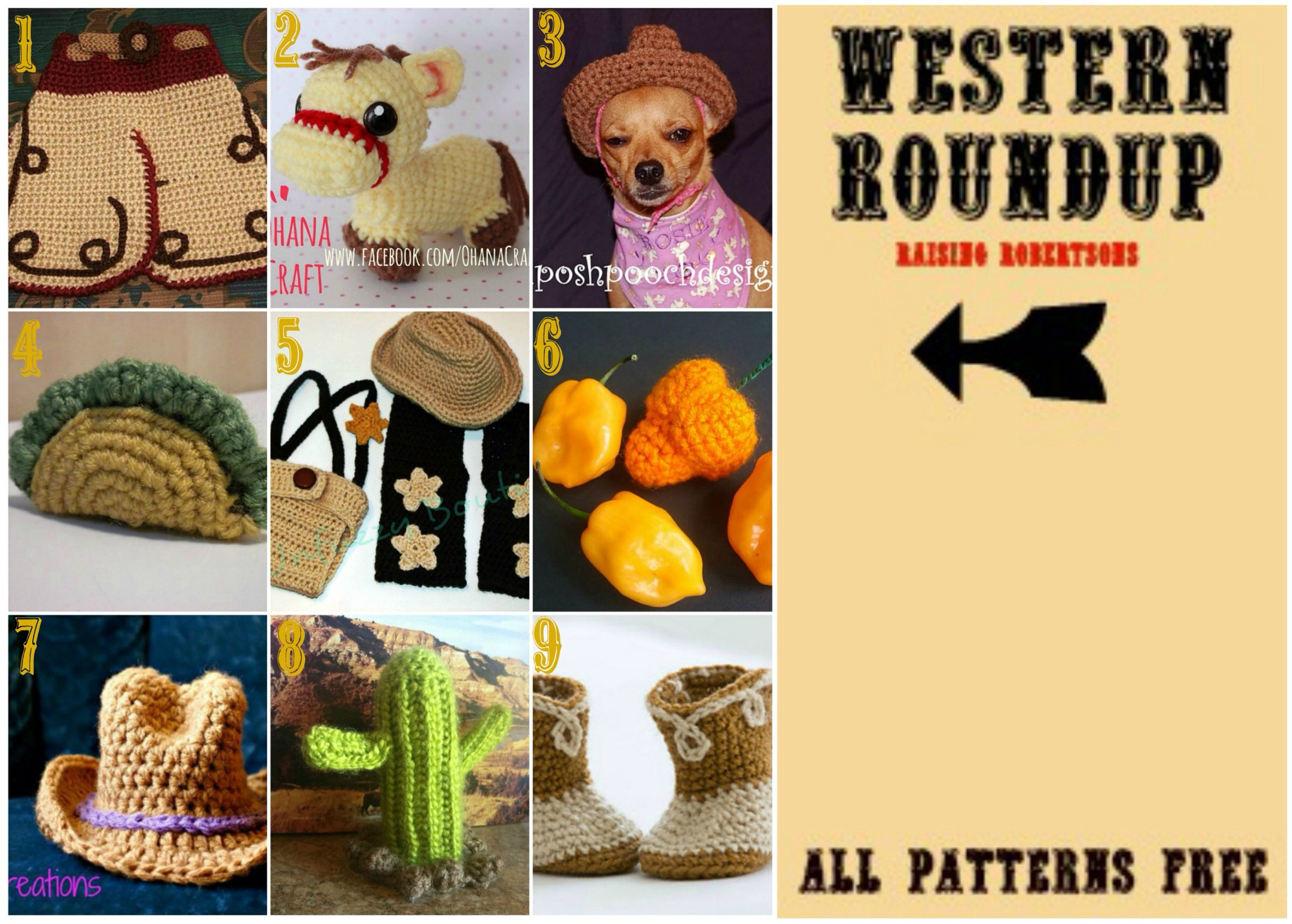 Western Round Up! – Raising Robertsons Farts