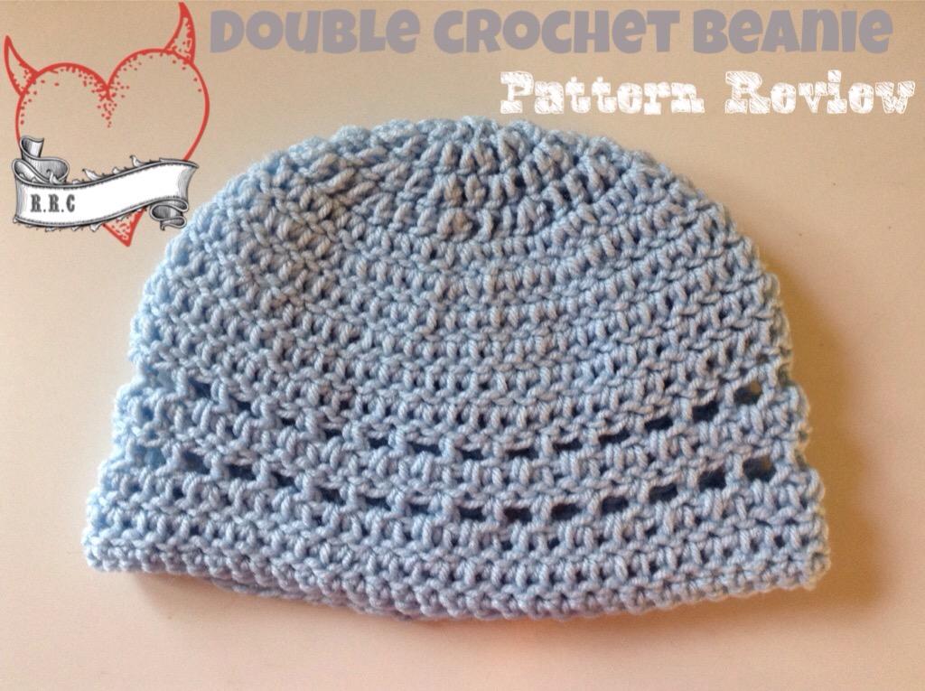Simple Double Crochet Hat Pattern Review Raising Robertsons Farts