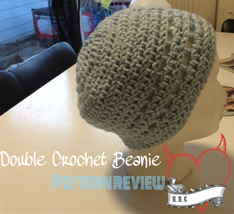 Simple Double Crochet Hat pattern review. – Raising Robertsons Farts 2075af669c0