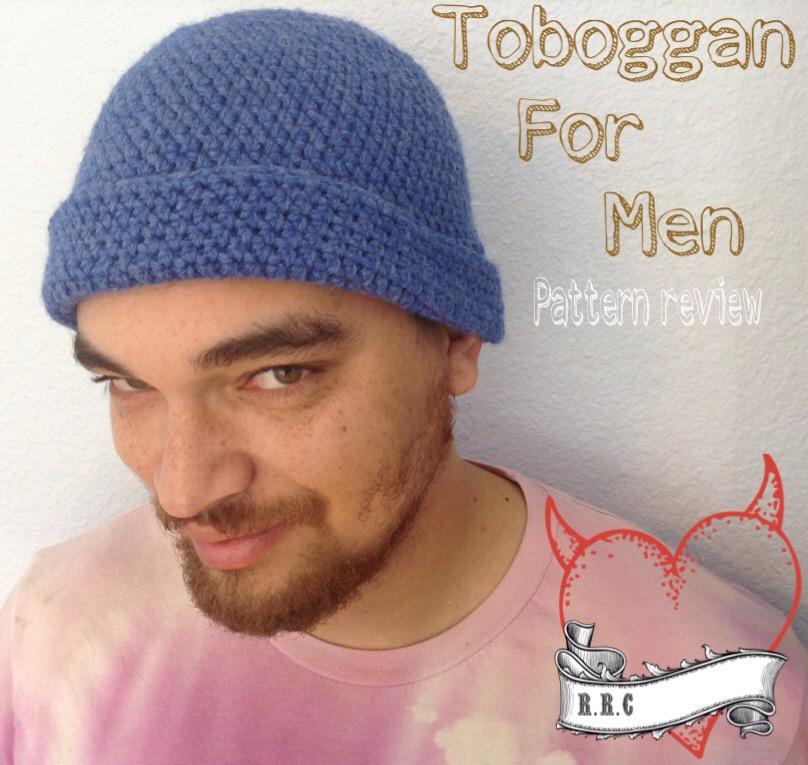 8842158deb4 Toboggan for men design by Stitch11.