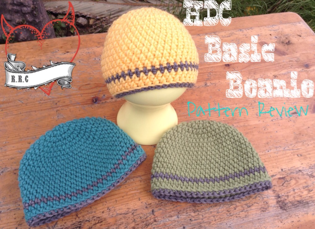Half Double Crochet Beanie Pattern Raising Robertsons Farts