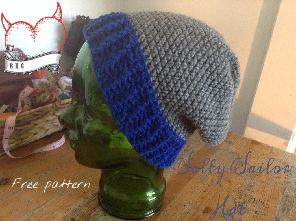 Day 43 Salty Sailor Antislouch Hat Raising Robertsons Farts