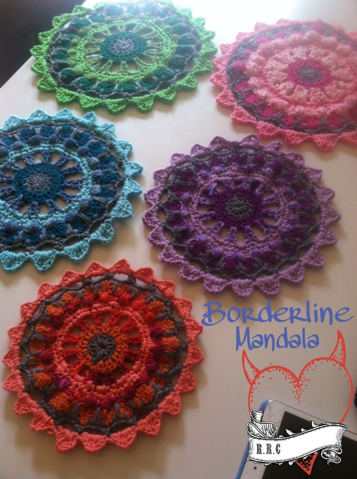 Borderline Mandala Raising Robertsons Farts