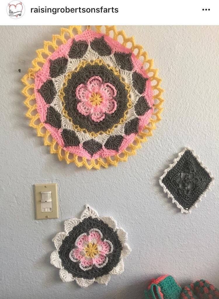 Heidi Bears Crochet Cream Of The Crop Crochet Pattern Paradise